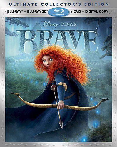 WIN BRAVE on 5 Disc DVD #BRAVE  Ends 11/20