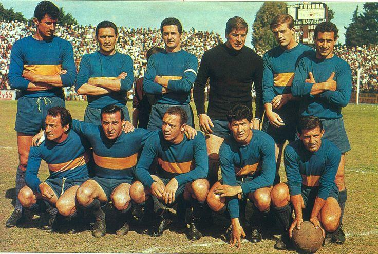 Boca Juniors - Campeón 1964
