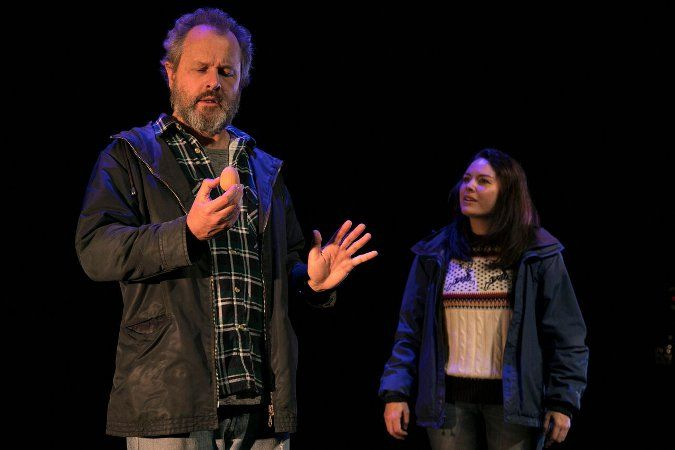 Review of Coma Land by Will O'Mahony, presented by Black Swan State Theatre Company and Performing Lines WA