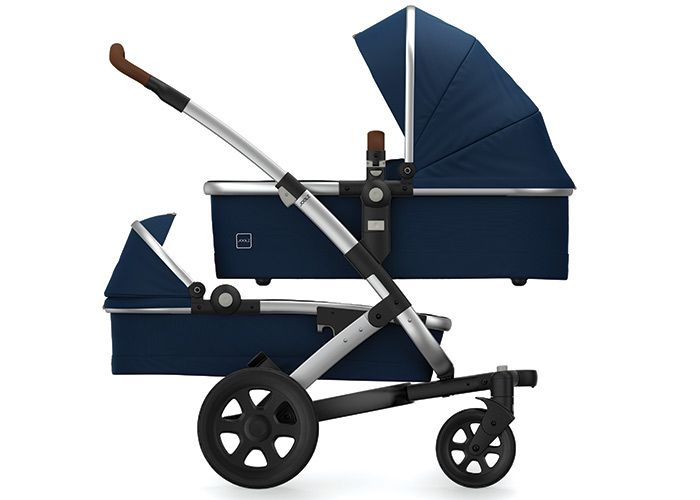 Baby London Magazine - latest baby gear. Joolz Geo 2 double buggy in navy