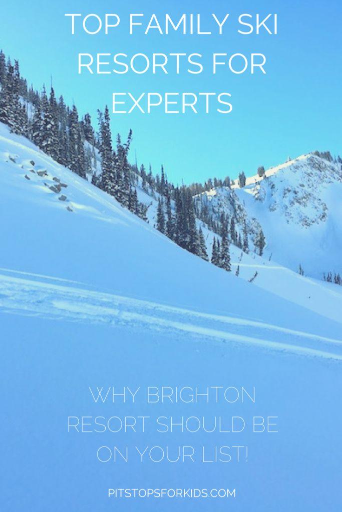 Where to ski in Utah: Brighton Resort
