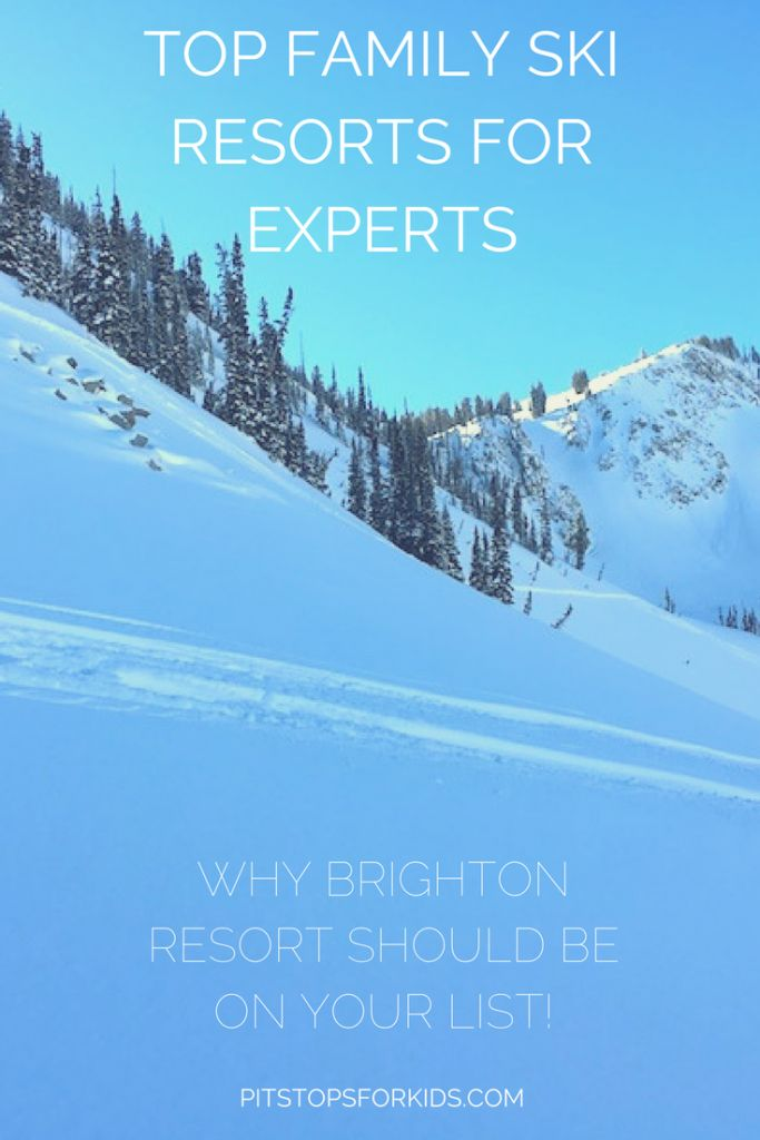 Where to ski in Utah: Brighton Resort