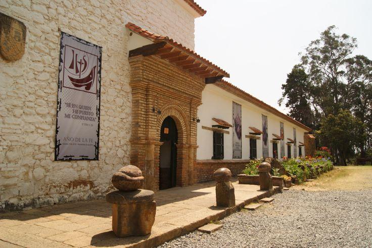 Monasterio del Santo Eccehomo, Sutamarchán