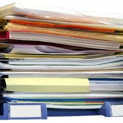 Tips to QUICKLY organize personal papers