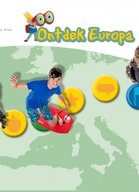 Speldoos 'Ontdek Europa'   De kracht van je stem