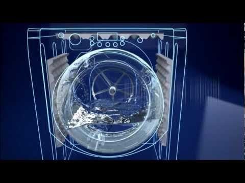 ARISTON AQUALTIS- Evolution of The Washing Machine - YouTube