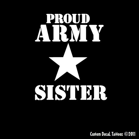 Proud Big Sister Quotes: 25+ Best Ideas About Army Sister On Pinterest