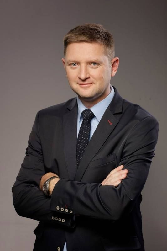 Andrzej Rozenek   oficjalna strona