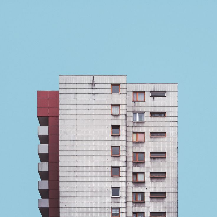 Gallery of These Striking Photographs Portray Berlin's Post-War Housing Developments in a New Light - 3
