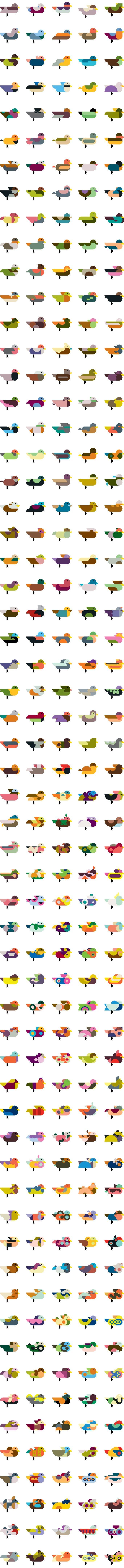 Tony Buckland - 300 ducks