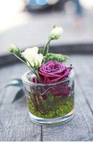 17 Elegante paarse tafeldecoratie Verjaardag  – Tischdeko
