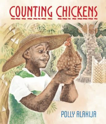 FICTION:Toby and his friends in his village all have baby animals, as they count the number of eggs and young that they have and Toby ends up with fifty chickens.