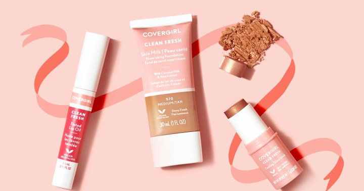 Covergirl Goes Clean With A 10 Collection It S All About The