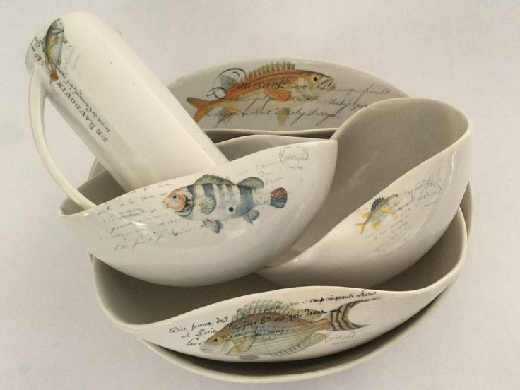 Nature Inspired Creations — Handmade ceramics with a fishy take