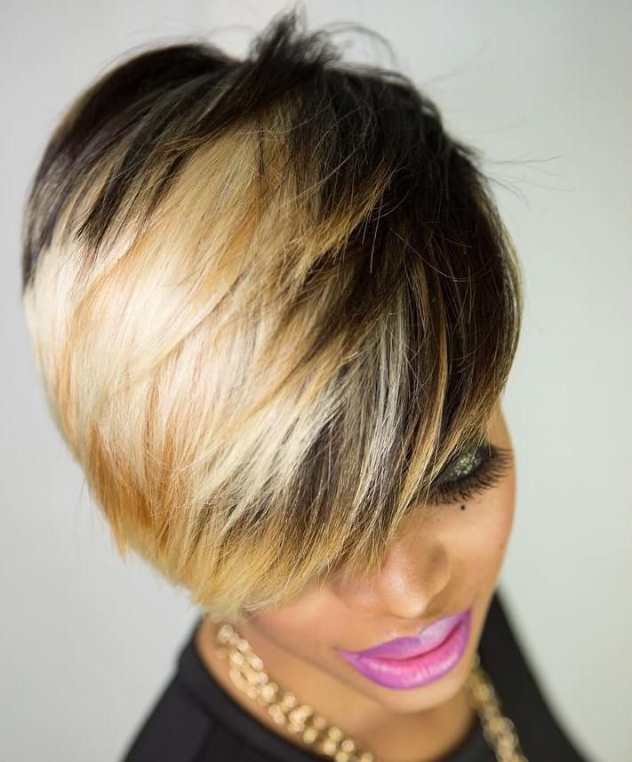 60 Great Short Hairstyles For Black Women Thick Hair Styles