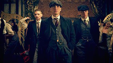 Peaky Blinders - Tommy Shelby - BBC Two