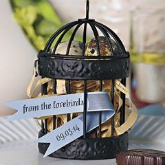 mini birdcage wedding favours reminds me of @kaymarie