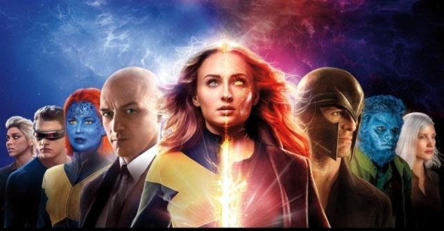 Download X Men Dark Phoenix 2019 Dark Phoenix X Men The New Mutants