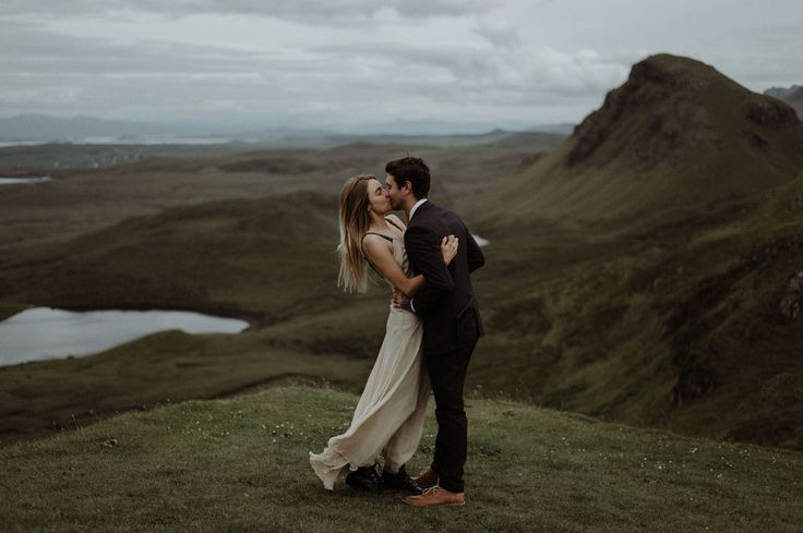 25 Jaw Dropping Spots That Will Make You Want to Elope | Isle of Skye, Scotland