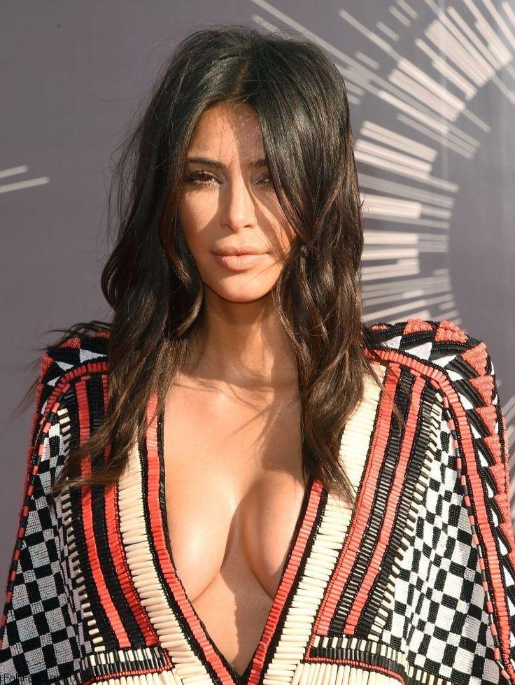 Kim Kardashian at 2014 MTV Video Music Awards.