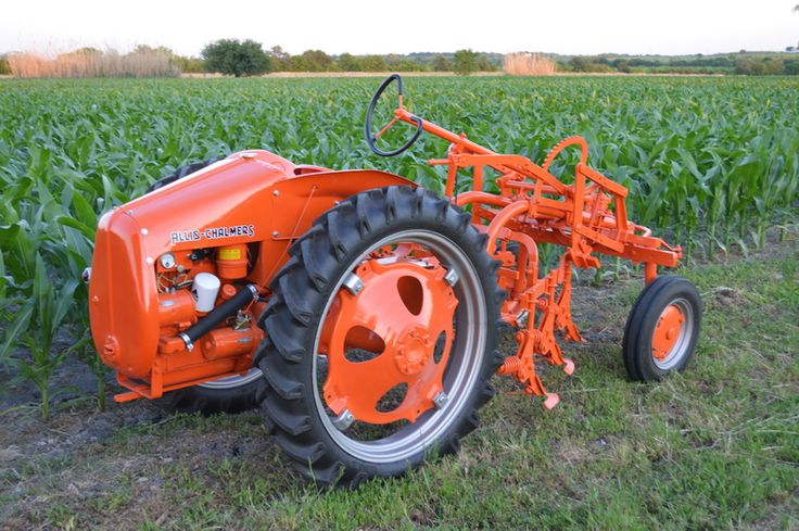 The 25 Best Allis Chalmers Tractors Ideas On Pinterest