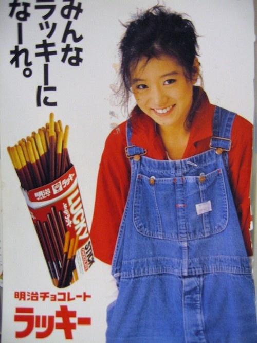 中森明菜 Akina Nakamori (idol singer)