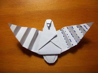 Amor de Origami: Divino Espírito Santo