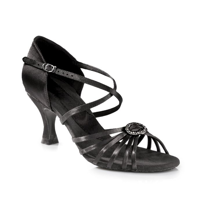 Capezio Stella Latin Dance Shoes| Dancesport Fashion @ DanceShopper.com