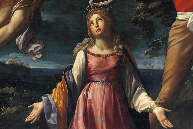 A Prayer for Students to Saint Catherine of Alexandria