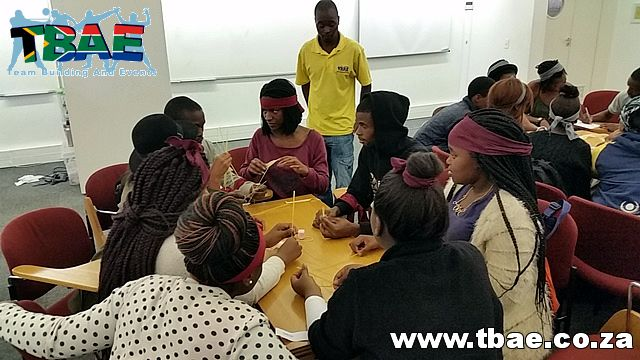 Team Building Western Cape #MBAT #Creative #TeamBuilding