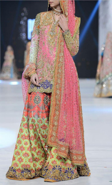 353 best mehndi mayun dresses images on pinterest for Pakistani wedding mehndi dresses