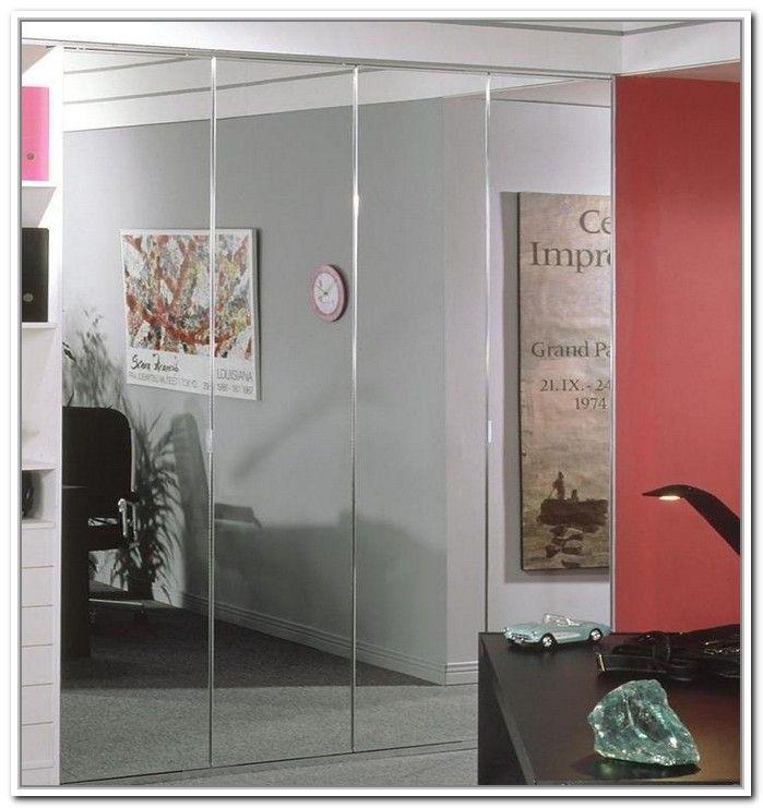 25 best ideas about mirrored bifold closet doors on pinterest mirrored closet doors mirror. Black Bedroom Furniture Sets. Home Design Ideas