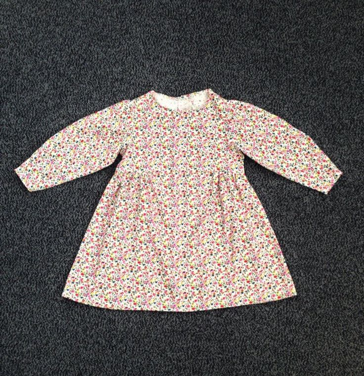 Floral princess dress soft baby flannel dress, bright floral print, winter christmas dress, navy, yellow, pink, red by LittleDollsAndDudes on Etsy https://www.etsy.com/listing/244661885/floral-princess-dress-soft-baby-flannel