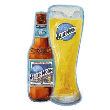 Blue Moon Cinnamon Horchata Ale - Buy craft beer online from CraftShack. The Best Online Craft Beer Delivery Service!
