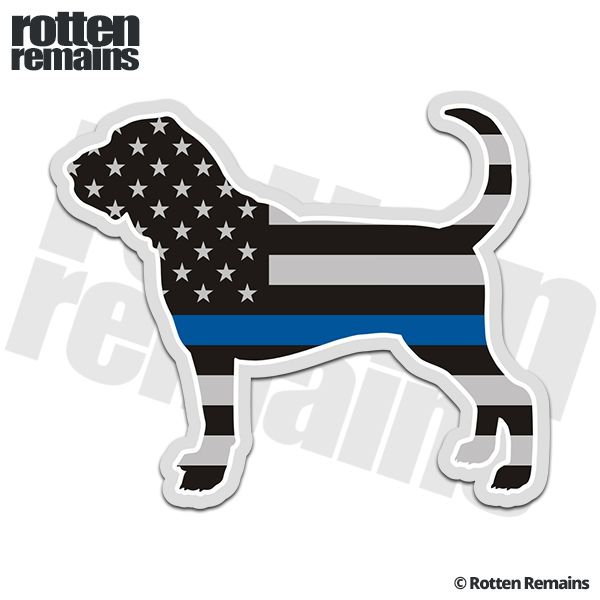 "Var Colors Police Decal 4/"" Tall Reflective Window Decal K-9 Car Window decal"