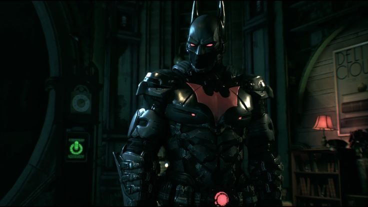 Batman: Arkham Knight (PC)(Batman Beyond Walkthrough)[Part 1] - The Batm...