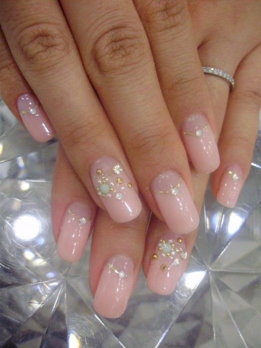 Japanese Nail Art Pink ~ the best inspiration for design and color ...