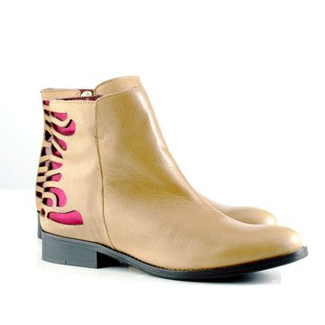 Gothenburg boots: Rosie Boots Fan, at 19% off!