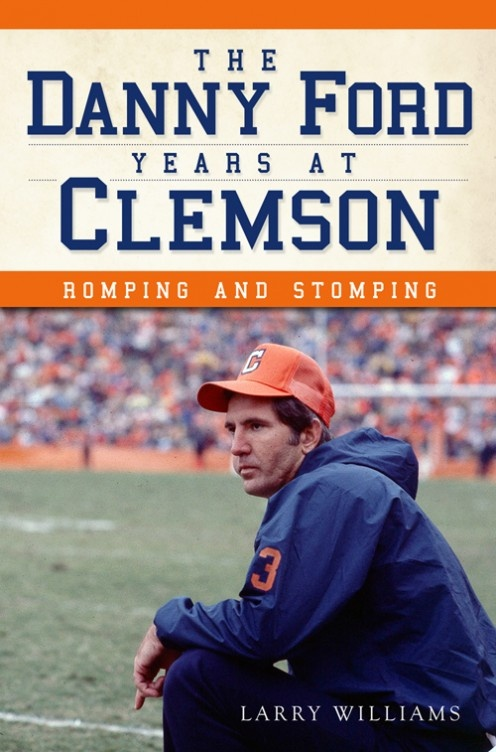 The last time Danny Ford spit tobacco juice on a Clemson sideline was December 30, 1989. Yet Ford has become more beloved as time has distanced the Tigers from the glory he orchestrated in eleven years as the team's football coach. It began in December 1978, when a young, obscure offensive line coach took over a heartbroken fan base. It ended in January 1990 under a cloud of controversy and mystery, but in between, Ford led Clemson on a unforgettable ride.