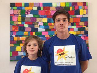 Boo to Bullies, Anti-Bullying, International Anti-Bullying Week 2017, Stop Bullies
