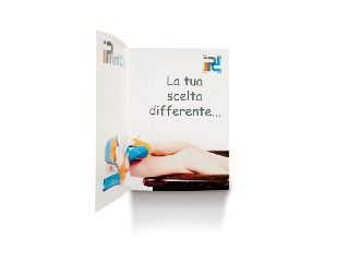 Stampa Pieghevoli e Depliant Online: 2, 3 o 4 ante | iPrintdifferent