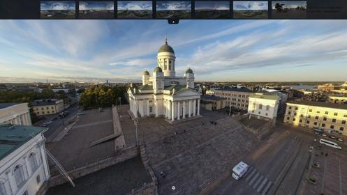 360 aerial panoramas from Helsinki. Taken with UAV. Enjoy and share please :)…