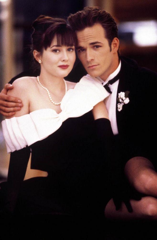 Beverly Hills 90210 - Shannen Doherty Luke Perry Beverly Hills 90210 - allvip.us gallery