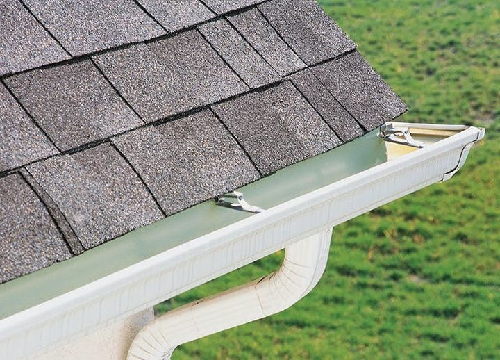7 Things Every Homeowner Should Do Once A Year Huffpost Life How To Install Gutters Cleaning Gutters Gutter