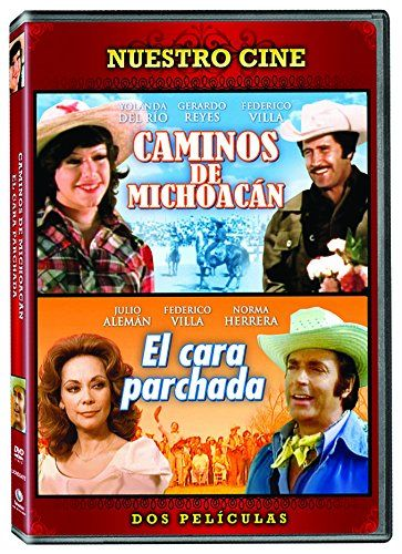 Caminos De Michoacan/ El Cara Parchada - Double Feature [DVD]:   CAMINOS DE MICHOACAN: An innocent man (Gerardo Reyes) is accused when a local landowner's daughter goes missing - since he was dating the woman before she disappeared. As the prime suspect, his only hope for acquittal is to follow clues on his own and find out what really happened to her. EL CARA PARCHADA: Having a child was not part of Joe's plans, so when his fiancee becomes pregnant, he quickly abandons her. Years late...