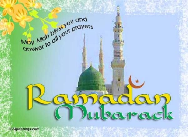 Ramadan Wishes, Messages, Quotes and Ramadan Greetings!!!