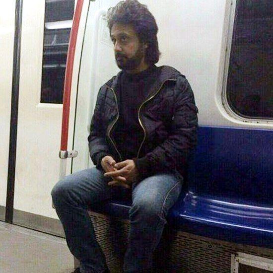 Gooya News Didaniha بدل داریوش در متروی تهران تصویر