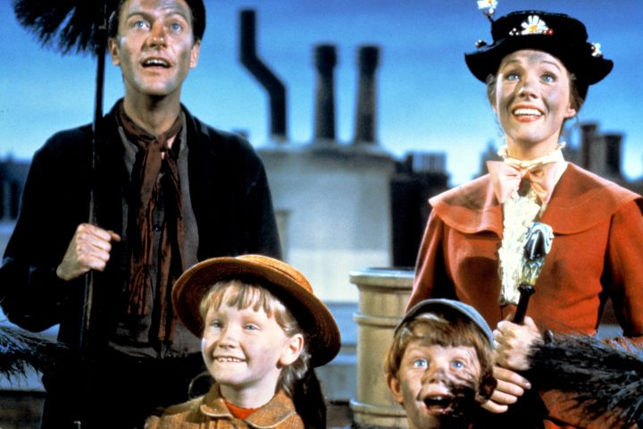 What was it really like behind the scenes of 'MaryPoppins'?