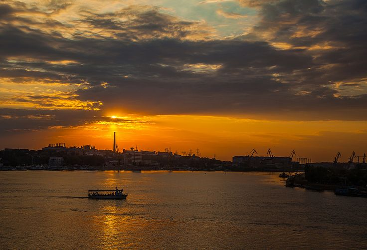 Danube Delta Sunset, Tulcea-3484