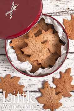 Galletas de canela | Cinnamon cookies